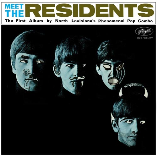 Meet The Residents - The Residents